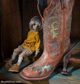 """Laredo Ladies Aquarius 12"""" Boot"""