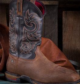 Rocky Men's Long Range Pull-On Safety Toe Waterproof Boot