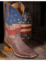 Twisted X Men's VFW Rancher Lite Flagtop Boots