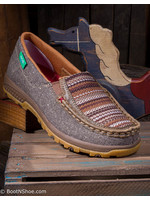 Twisted X Women's Slip On Driving Moc With Cell Stretch