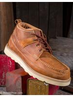 Twisted X Men's Casual Mock Toe Oiled Saddle Boot