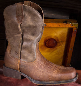 Ariat Rambler Earth/Brown BomberWestern Boot