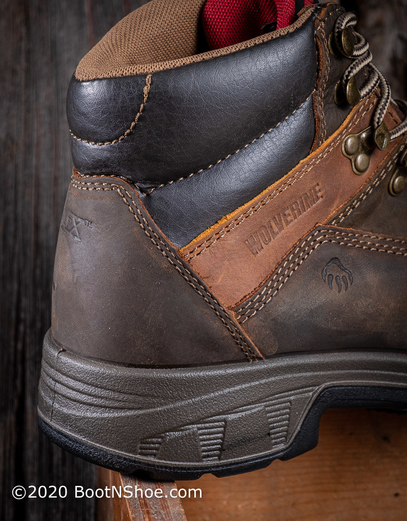 "Wolverine Men's Cabor EPX Waterproof Composite 6"" Work Boot 10314"