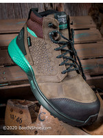 Timberland Pro Women's Teal Reaxion Comp Toe Waterproof Work Boot A218Z