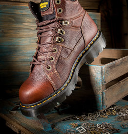 Dr Martens Men's Ironbridge Steel Toe Heavy Duty Work Boots