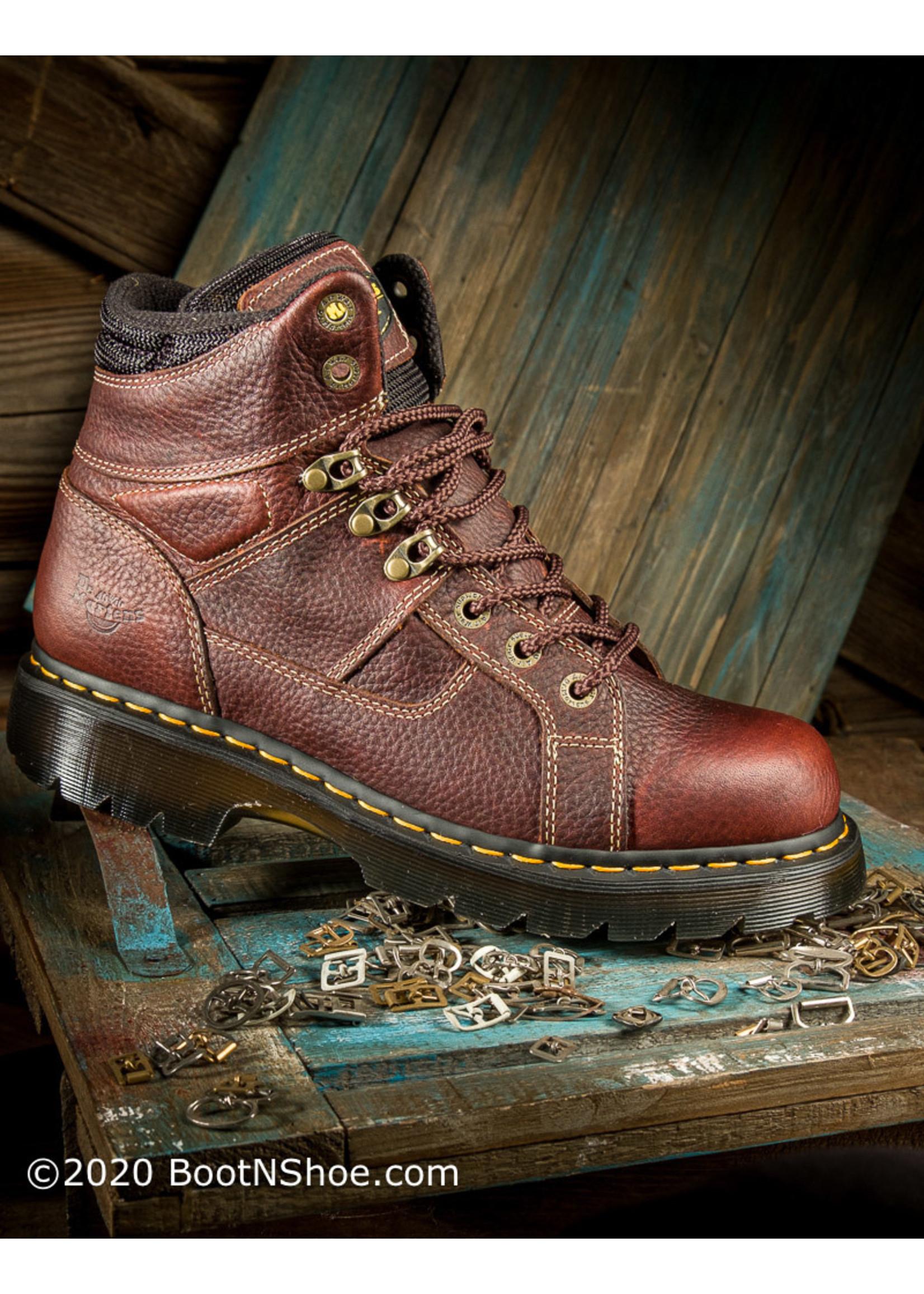 Dr Martens Men's Ironbridge Steel Toe Heavy Duty Work Boots