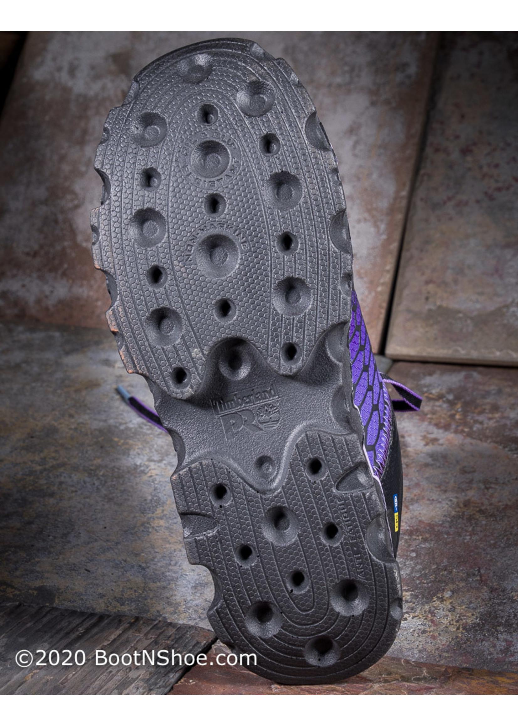 Timberland Pro Women's Powertrain Sport Alloy Toe SD Work Shoes  A1H1S