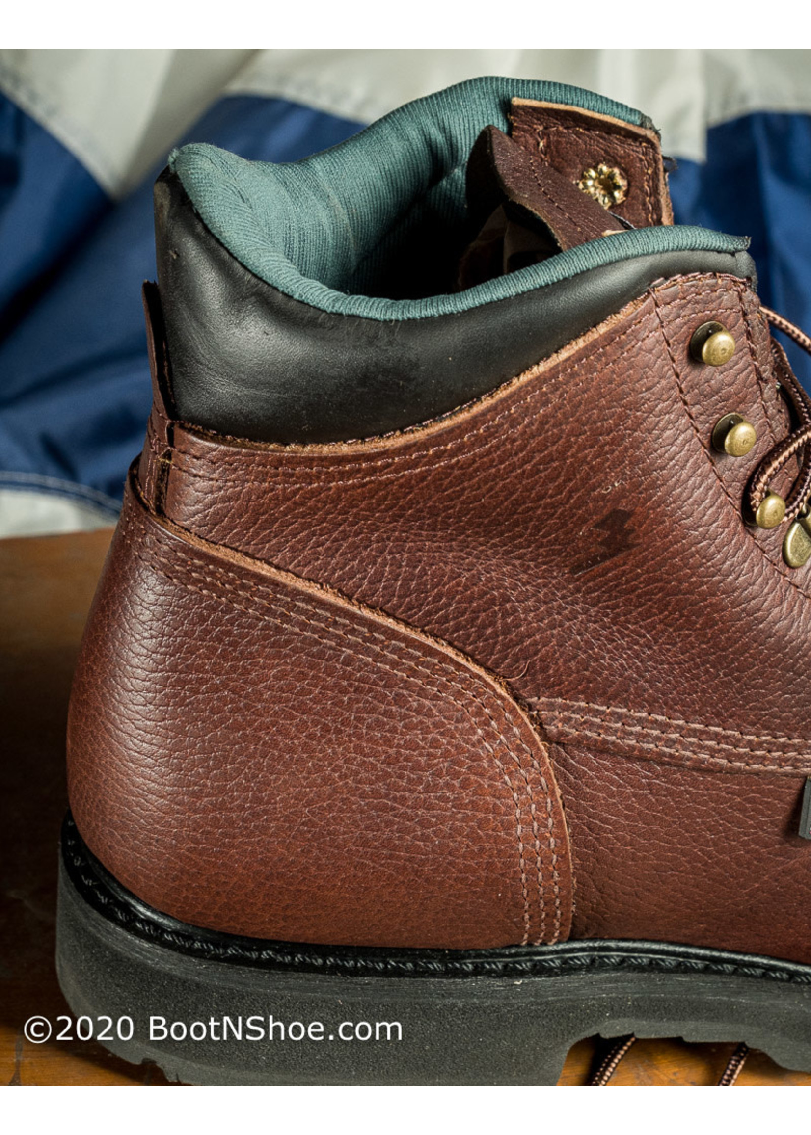 Carolina Men's Sarge Lo American Made Steel Toe Work Boots 1309
