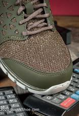 Reebok Women's Sublite Cushion Composite Toe Athletic Work Shoe RB051