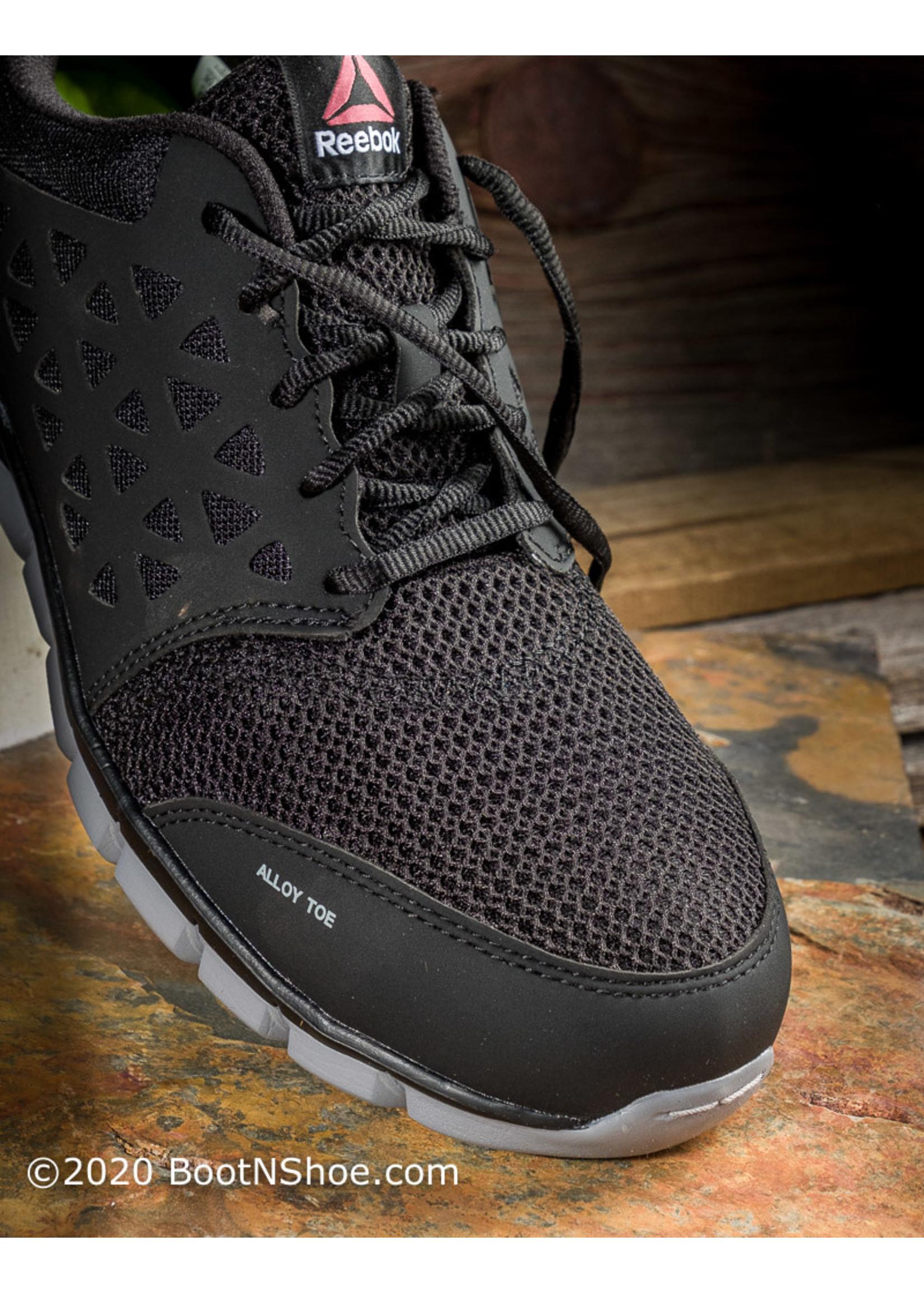 Reebok Men's Sublite Cushion Athletic  Alloy Work Shoe RB4041