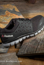 Reebok Men's Sublite Cushion Athletic  Alloy Work Shoe RB4041