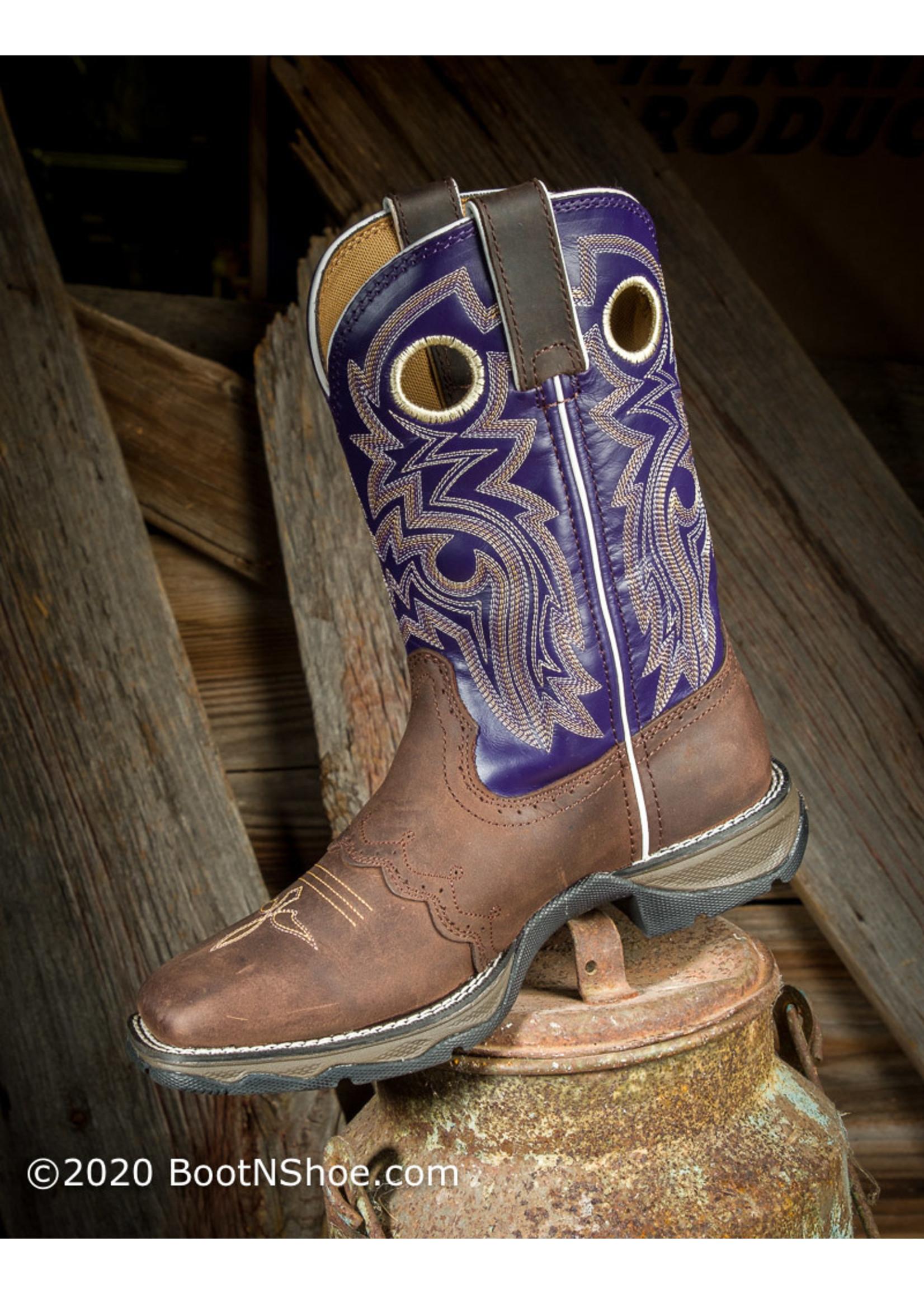 Durango Women's Lady Rebel Twilight N' Lace Western Boot RD3576