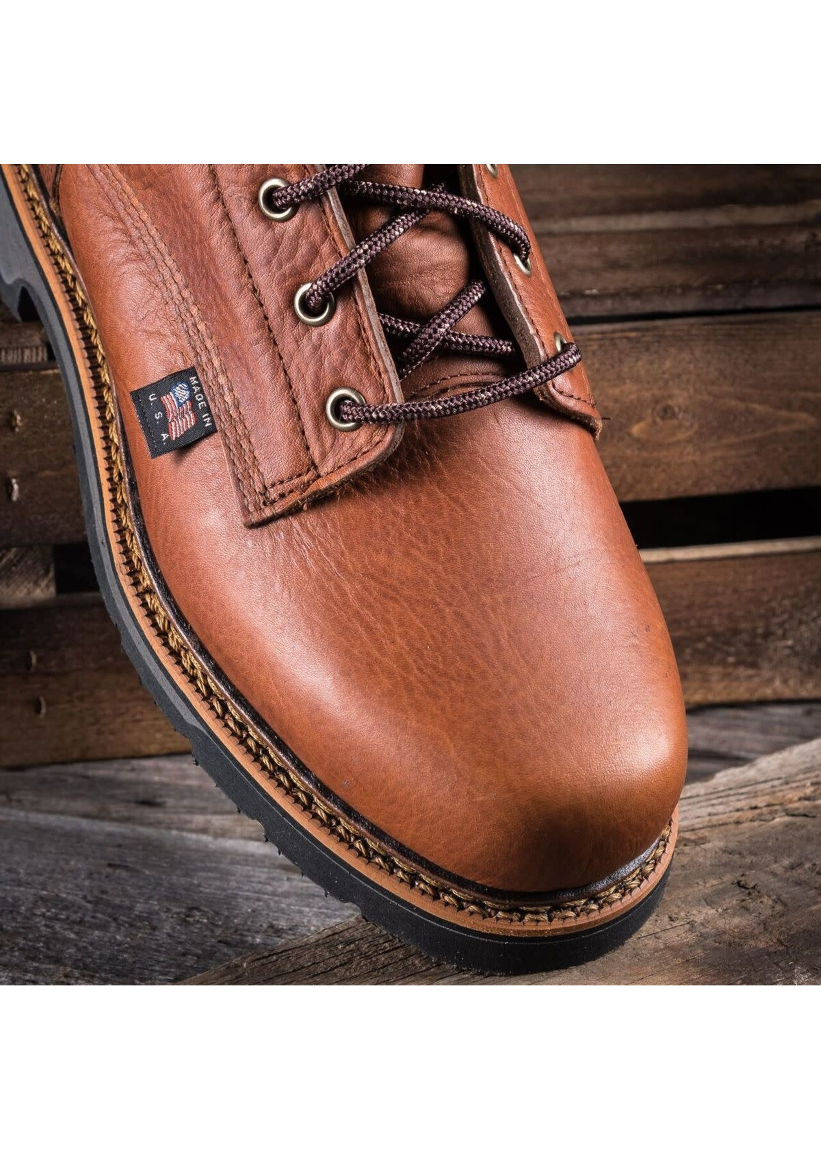 """Thorogood 6"""" Lace-Up American Heritage Work Boot 814-4550"""