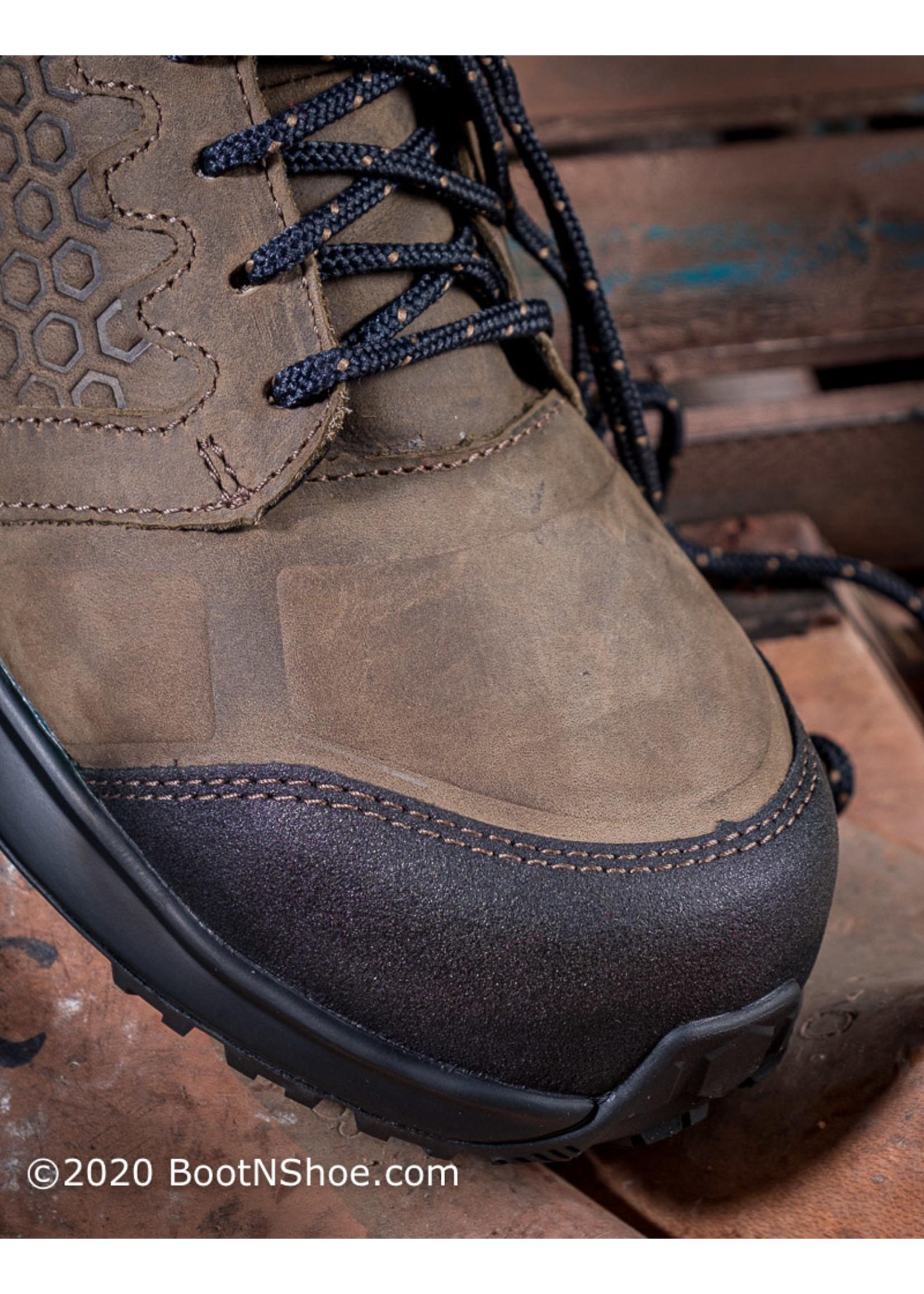 Timberland Pro Women's Purple Reaxion Comp Toe Waterproof Work Boot A219B