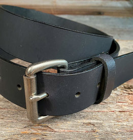 Boyer's Handmade Black Belt