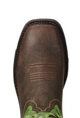 Ariat Men's WorkHog Wide Square Toe VentTEK Western Work Boot 10020083