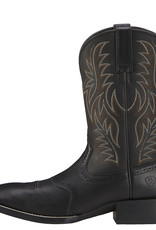 Ariat Black Sport Square Toe 10016292