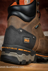"Timberland Pro Boondock Waterproof 6"" Composite Toe Boot 92615"
