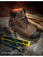 """Timberland Pro Boondock Waterproof 6"""" Composite Toe Boot"""