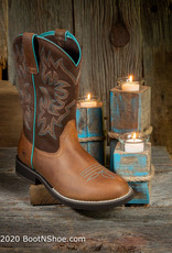 Ariat Women's Delilah Round Toe Western Boot 10021457