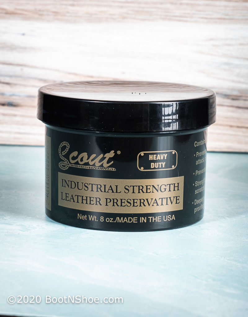Scout Industrial Strength Leather Preservative