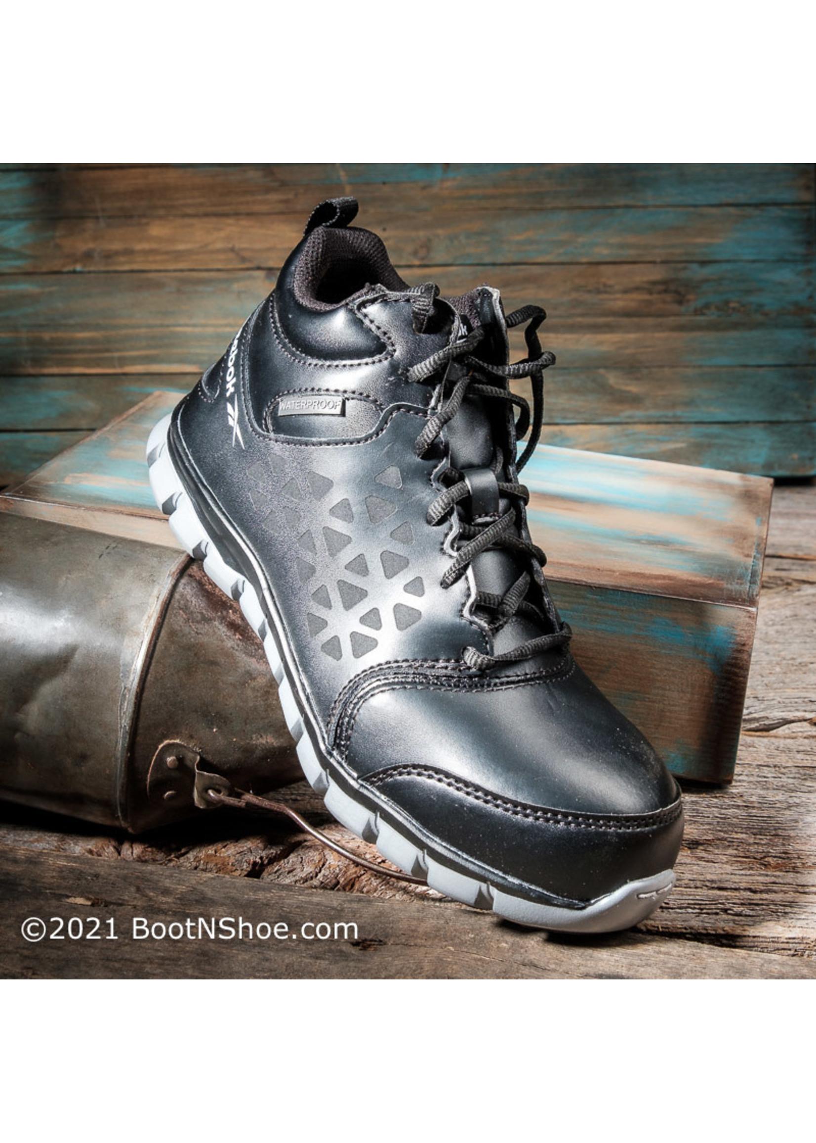 Reebok Women's Waterproof Sublite Cushion Composite Work Shoe RB414