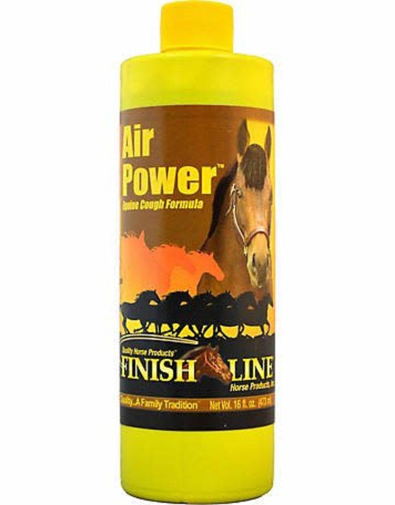 Finish Line AIR POWER EQUINE COUGH 34OZ