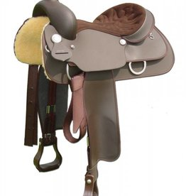 Wintec SADDLE WESTERN WINTEC FULL QH BARS all arounder