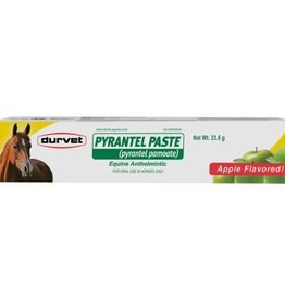 Pyrantel Paste Durvet Apple Wormer
