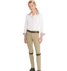 Ovation BELLISSIMA FRONT ZIP JODS WITH