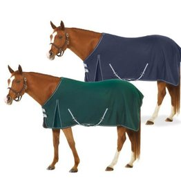 EQ Cotton Ripstop Stable Sheet Navy 69
