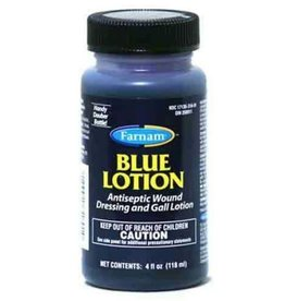 BLUE LOTION 4 OZ