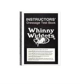 whinny widget Whinny Widget Instructors Book