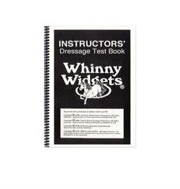 whinny widget WHINNY WIDGETS INSTRUCTOR'S BK