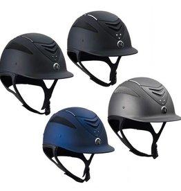 One K Defender Helmet with Crystals