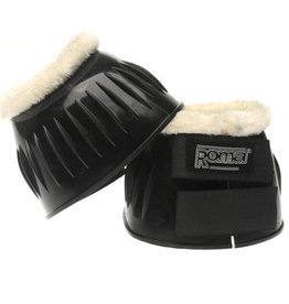 Bell Boots Roma Fleece Trim Rubber