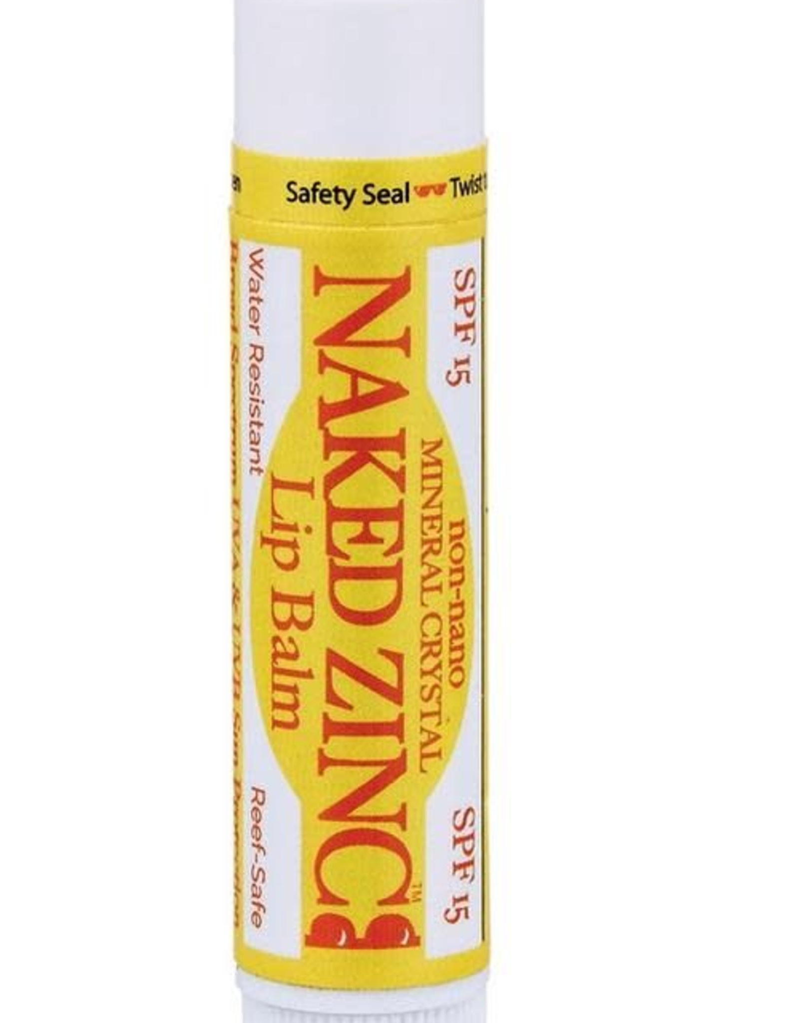 Naked Bee Zinc Sunscreen SPF 30 3 Oz. Disappearing Reef