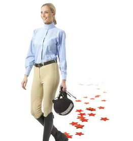 Equistar EquiStar Child's Pull On Breech Tan 10 Plus