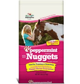 PEPPERMINT BITE SIZE NUGGETS