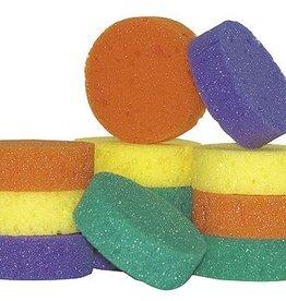 Rainbow Tack Sponge PK 12