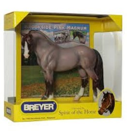 Breyer BREYER BROOKSIDE PINK MAGNUM