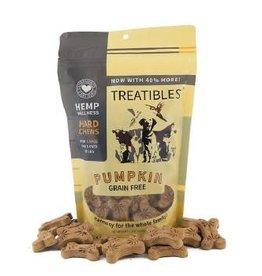 TREATIBLES Pumpkin Grain Free Treat Large