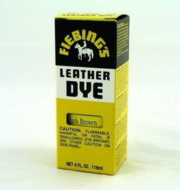 Leather Dye Fiebings 4oz