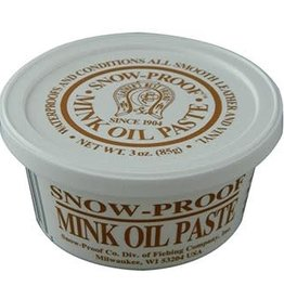 SNOW PROOF MINK OIL 8OZ