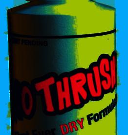 NO THRUSH DRY 2.5 OZ