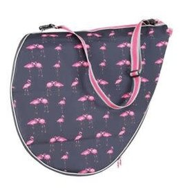 SADDLE BAG FLAMINGO SHIRES