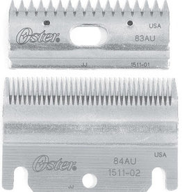 Oster Clipmaster Combo Blade Set 84&84au