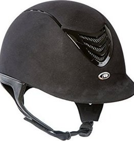 Helmet IR4G Suede w/ matte vent
