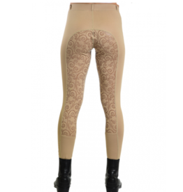RHC LADIES FULL SEAT SILICONE GEL TIGHTS