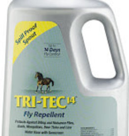 Farnam Tri Tec 14 Fly Repellant Spray - 1 Gallon Refill
